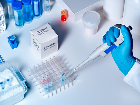 We Have COVID-19 PCR Testing Available!