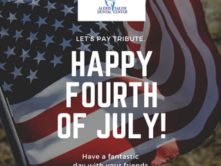 Fourth of July Dental Tips