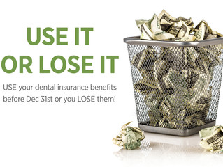 Dental Insurance End of the Year