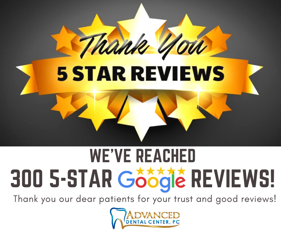 5-star reviews thank you note