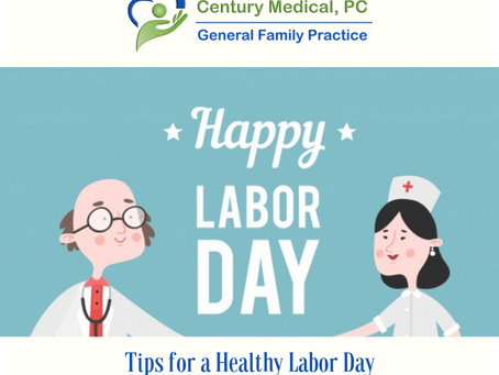 Tips for a Healthy Labor Day Weekend