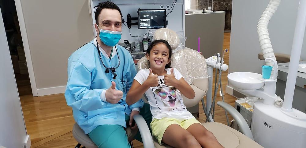 dental care for kids from best dentist in Norwalk, CT
