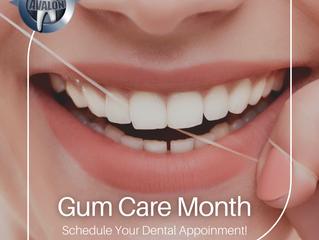 Gum Care Month