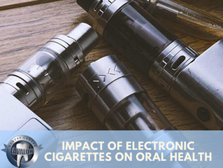Impact of Electronic Cigarettes on Oral Health