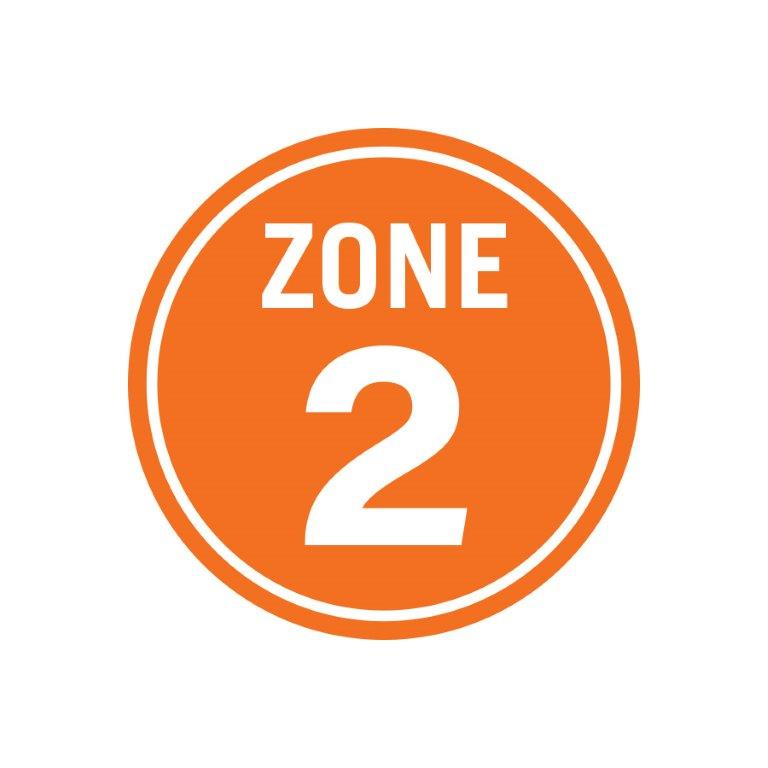 Zone 2 - Round