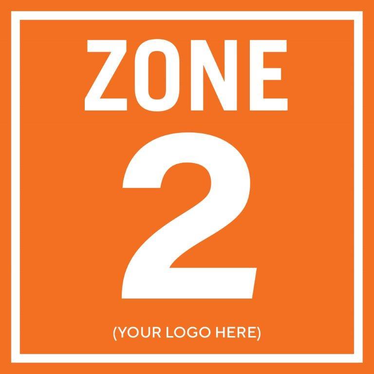Zone 2 - Square