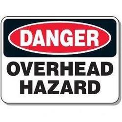 Overhead Hazard