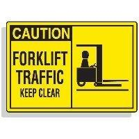 Forklift Traffic