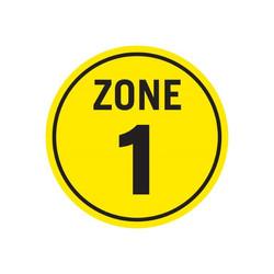 Zone 1 - Round