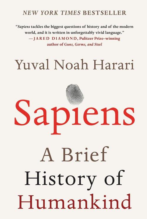 Sapiens Cover