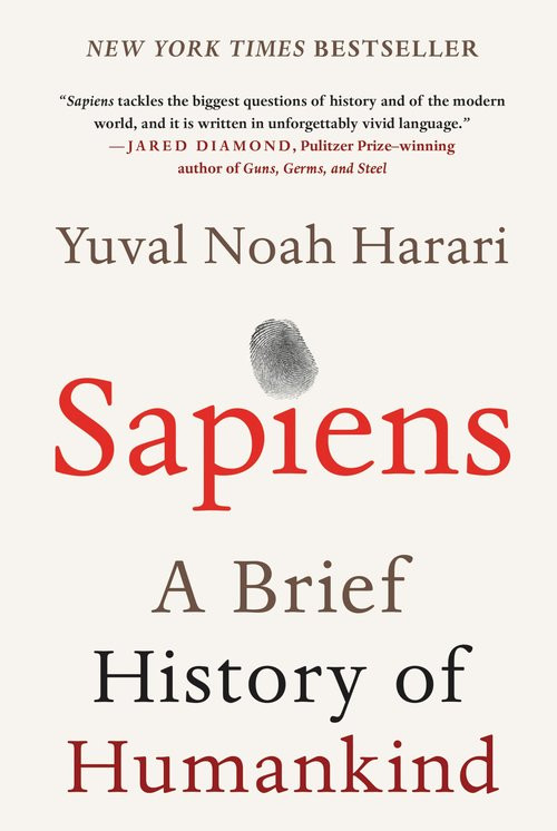 Book Review of Sapiens: A Brief History of Humankind