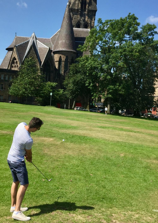Edinburg Golf