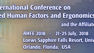 AHFE - Applied Human Factors and Ergonomics