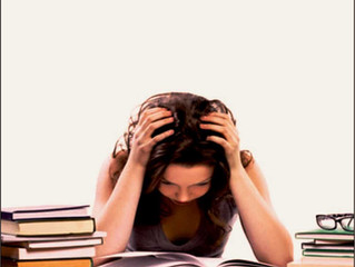 A ergonomia nos estudos: Como sobreviver a uma semana de provas!