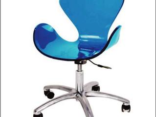 Cadeira: ergonômica, confortável e legalmente aceita