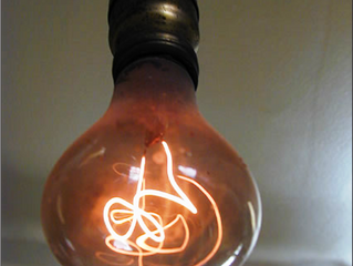 As lâmpadas e a Ergonomia: Teste entre fluorescentes e incandescentes
