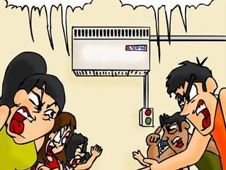 Qual a temperatura ideal para manter nos escritórios?