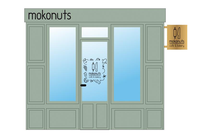 Mokonuts