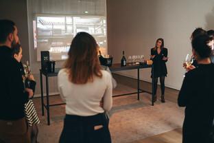 Champagne RSRV x Fondation Ricard