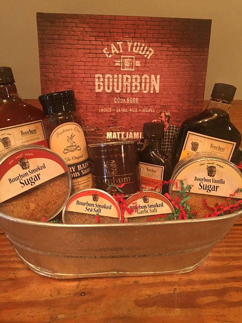 Bourbon Barrel Food Spices/Sauces/Rubs