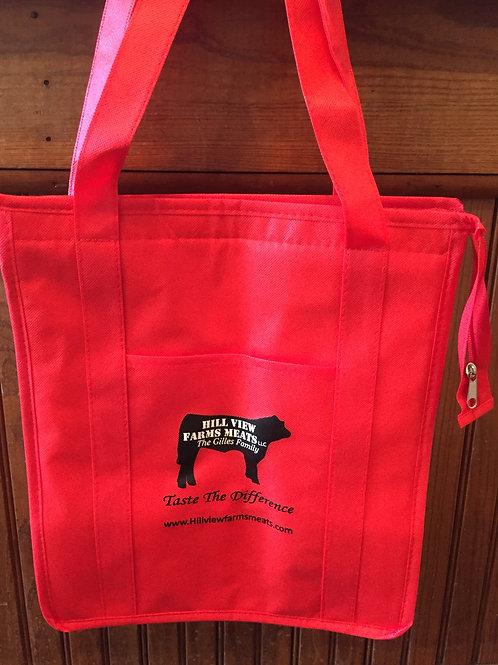HVFM Insulated Reusable Bag