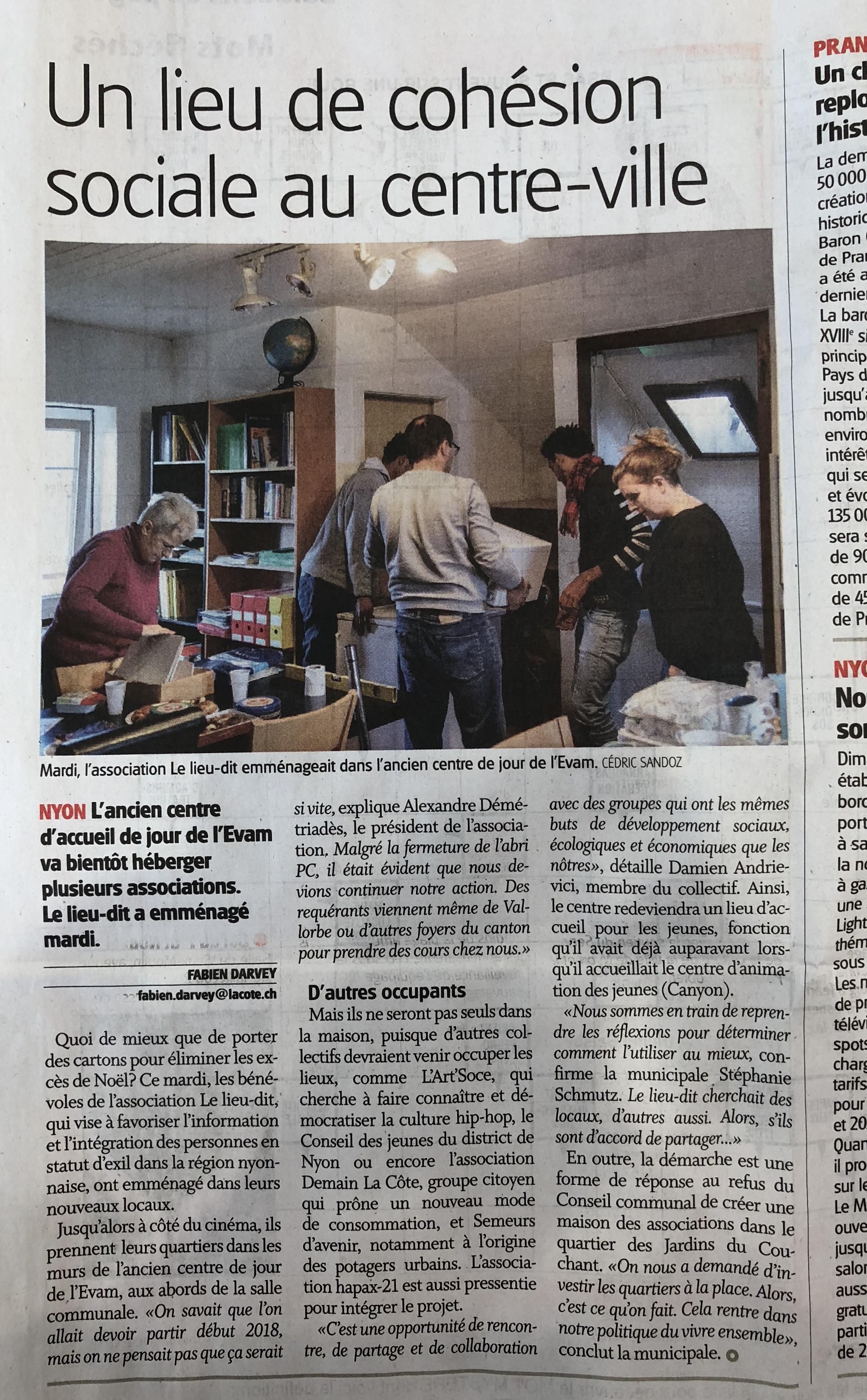 La Côte 29.12.2017