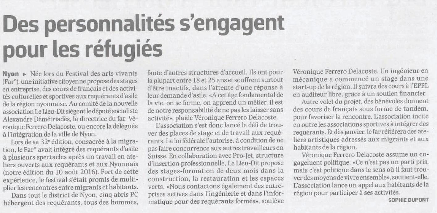 Le Courrier 01-12-2016