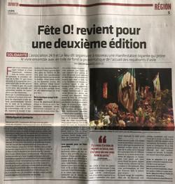 Journal La Côte 30-08-18