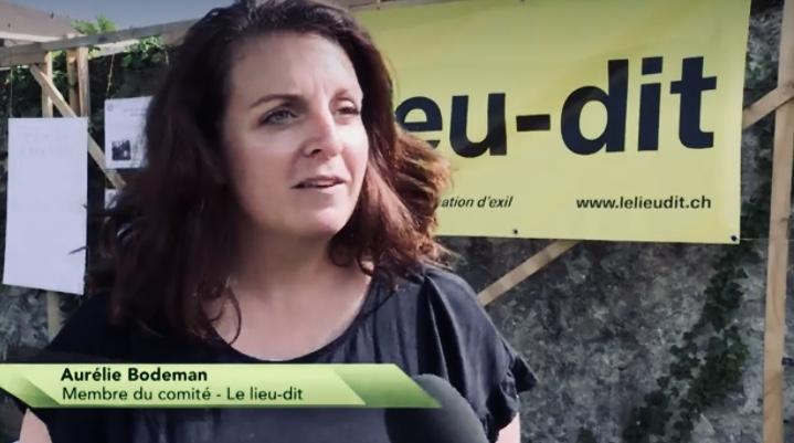 Nyon Région télévision  07 juin18