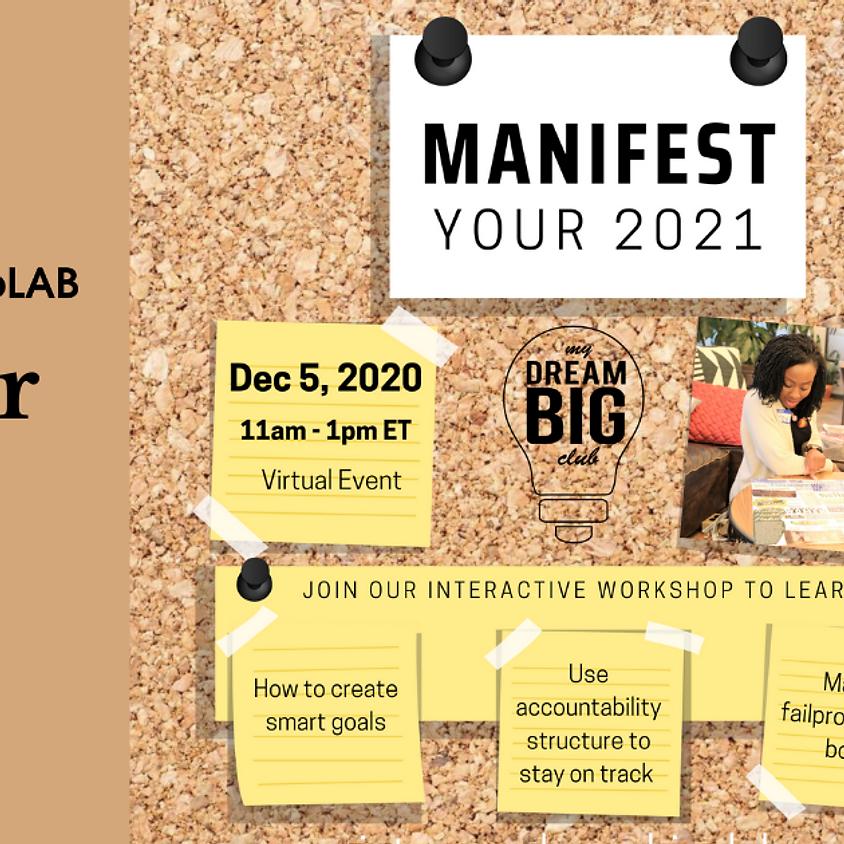 Manifest Your 2021