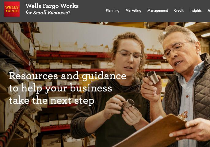 Wells Fargo Works
