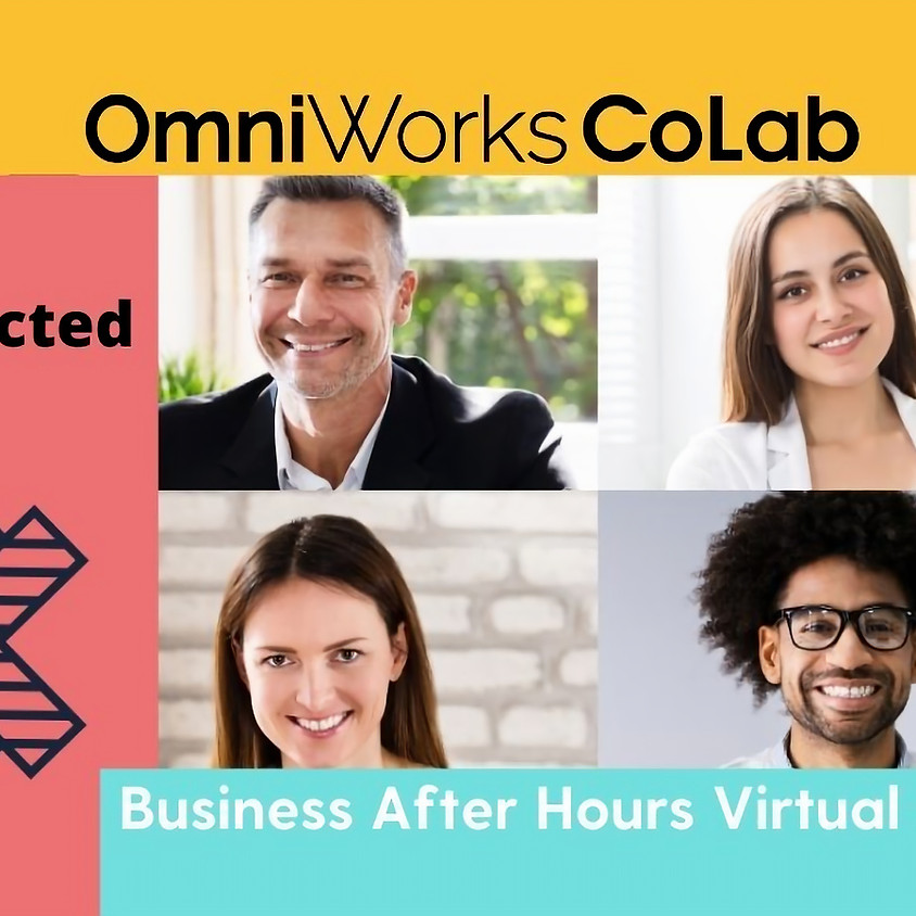 Business After Hours Virtual Mixer