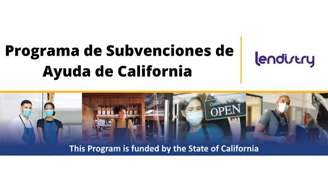 Programa de Subvenciones de Ayuda de Cal