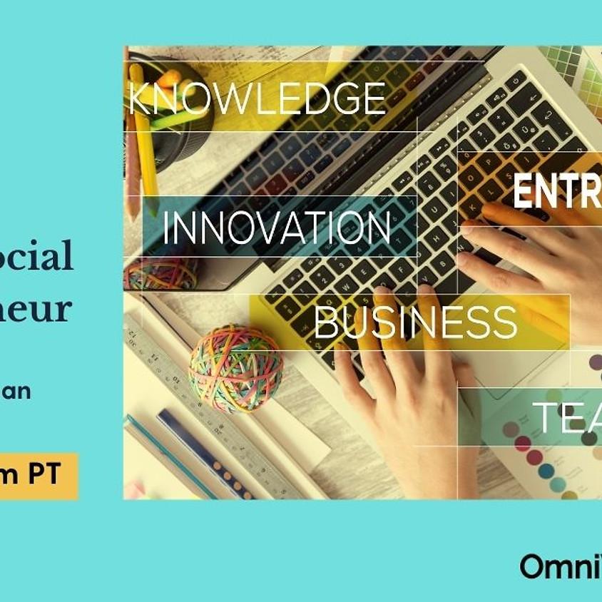 Being a Social Entrepreneur