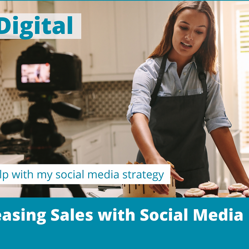 GO Digital- Increasing Sales with Social Media Part 1