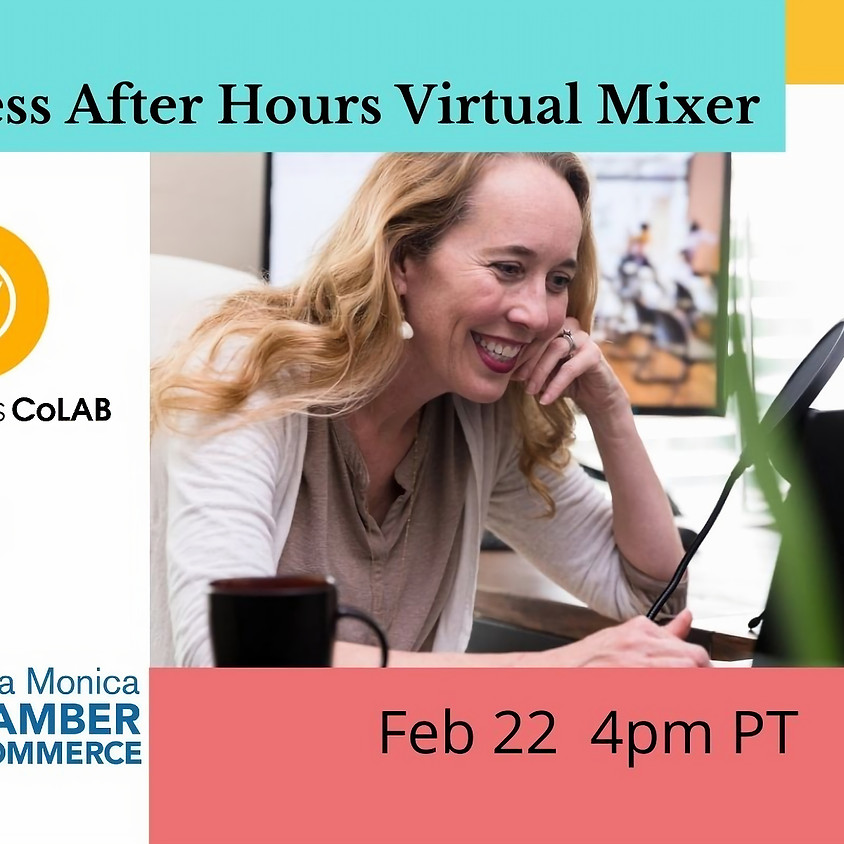 Business After Hours Virtual Mixer (Feb 22)