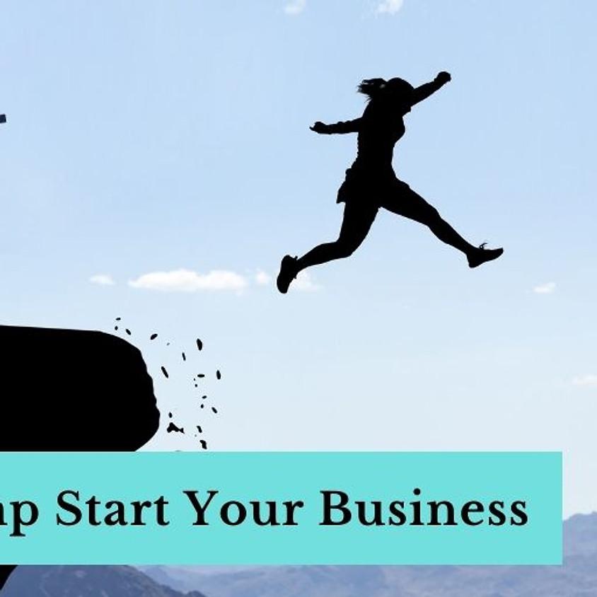 Jump Start Your Business (4 week series)