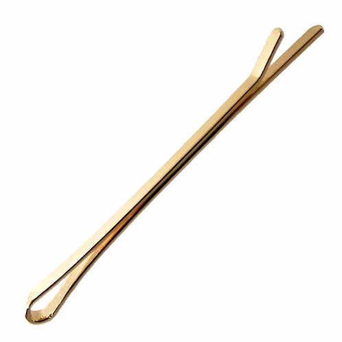 Bobby pin goud of zilver (set van 4)
