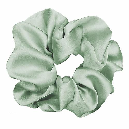 Zijde scrunchie (10 kleuren)