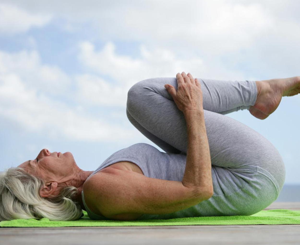 Zoom Senior Fitness Classes