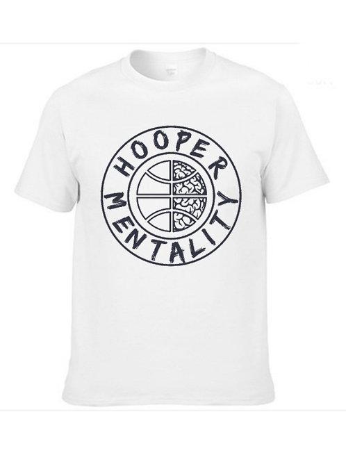 HOOPER MENTALITY T-Shirt - White