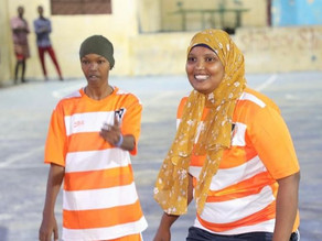 Hooper Mentality Helps Fund the First Women's Basketball League in Somalia.