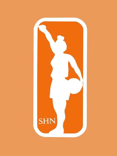 SHN - WNBA Tribute Art Print