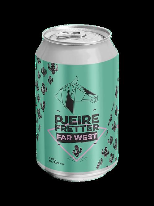 6-pack Pjeirefretter Far West