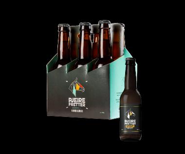 6-pack Pjeirefretter Stout