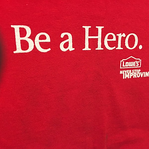 LOWES HERO PROJECT