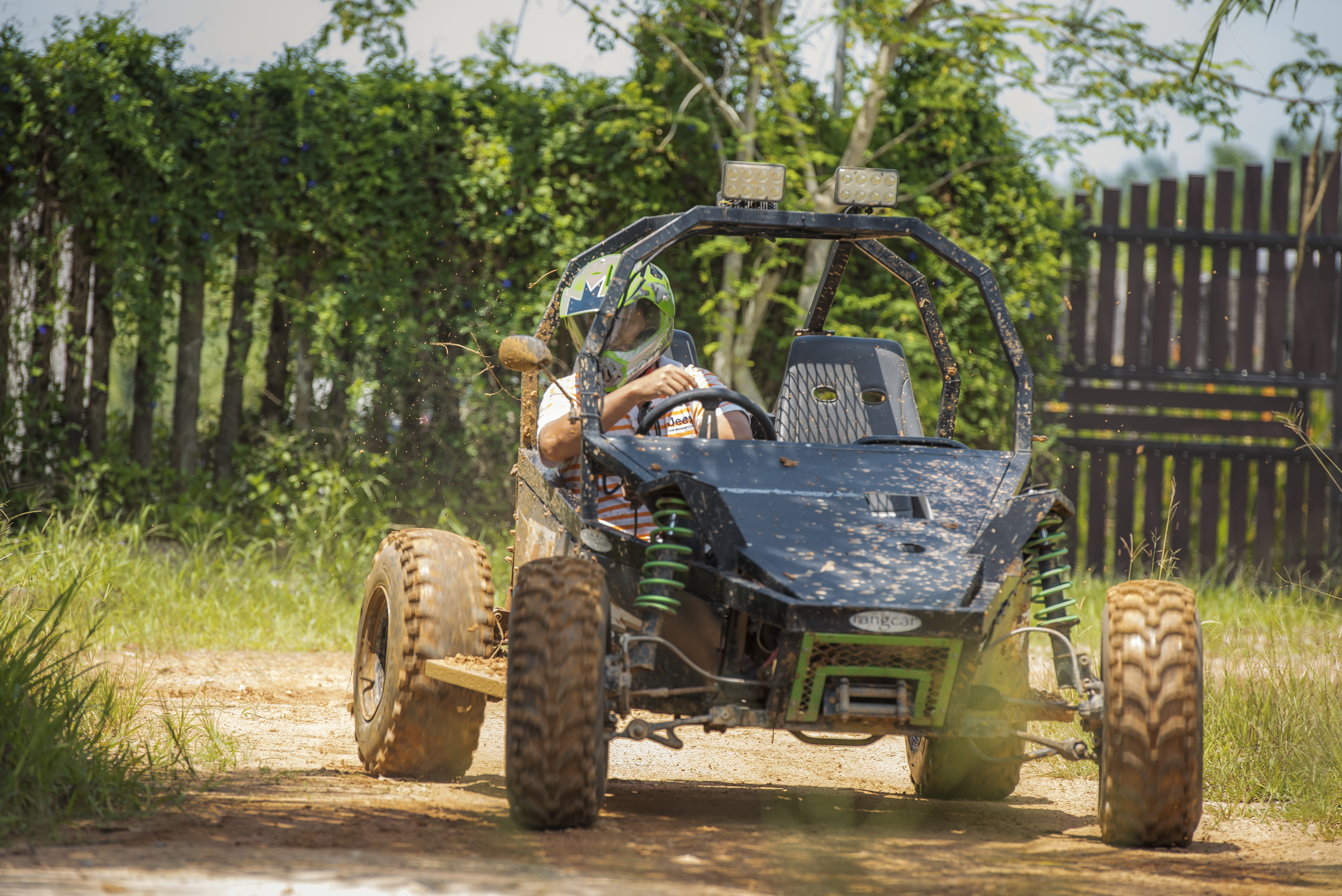 Sinar Eco Resort Buggy