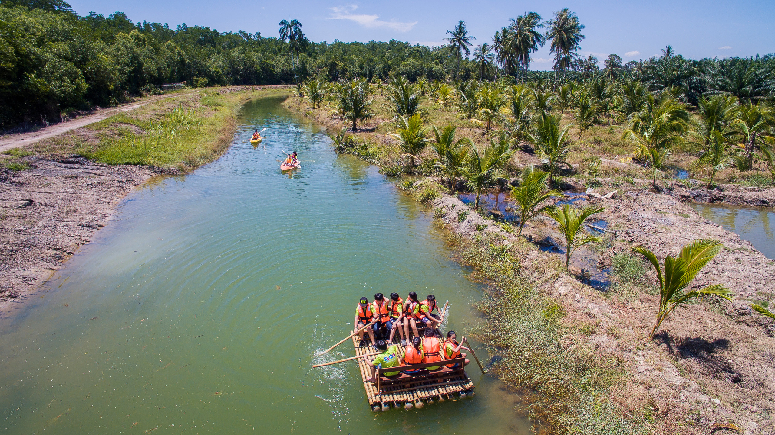 Sinar Eco Resort End Of Year Promo