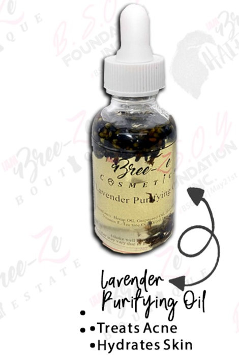 Lavender Purifying Oil