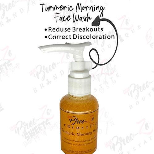 Turmeric Morning Face Wash